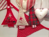 Tree decorations to make or to buy from £2.50